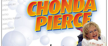 Chonda Pierce - Homepage