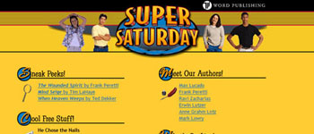 Word Records - Super Saturday - Homepage